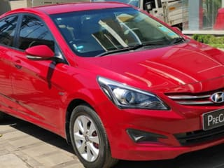 2016 Hyundai Verna 1.6 CRDi AT S