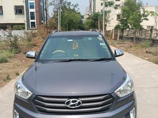2016 Hyundai Creta 1.6 SX Dual Tone