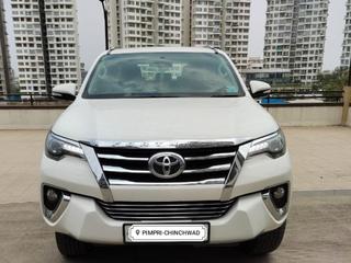 2017 ಟೊಯೋಟಾ ಫ್ರಾಜುನರ್ 2.8 4WD AT