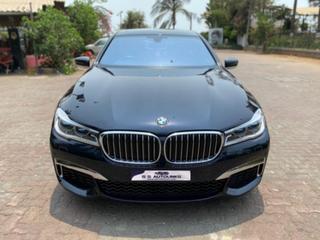 2018 బిఎండబ్ల్యూ 7 Series 730Ld M Sport