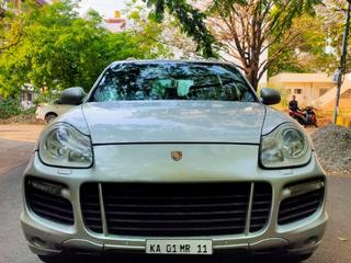 2007 Porsche Cayenne Turbo