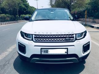 2018 Land Rover Range Rover Evoque 2.0 TD4 ಎಸ್ಇ