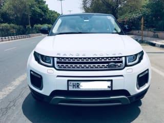 2018 Land Rover Range Rover Evoque 2.0 TD4 SE