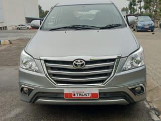 2015 Toyota Innova 2.5 VX (Diesel) 7 Seater BS IV