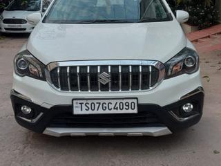2018 மாருதி எஸ்எக்ஸ்4 எஸ் Cross ஆல்பா DDiS 200 SH