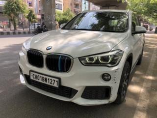 2017 BMW X1 sDrive20d xLine