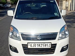 2017 Maruti Wagon R VXI