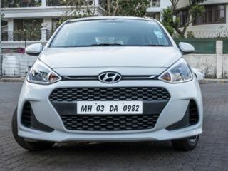 2018 हुंडई Grand आई10 मैग्ना