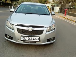 2012 చేవ్రొలెట్ క్రూజ్ LTZ