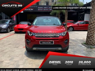 2018 Land Rover Discovery HSE 3.0 TD6
