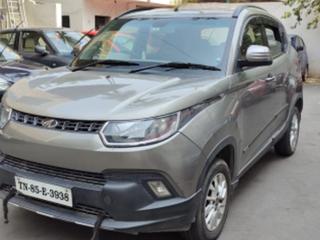 2017 మహీంద్రా KUV 100 G80 K6 Plus 5Str