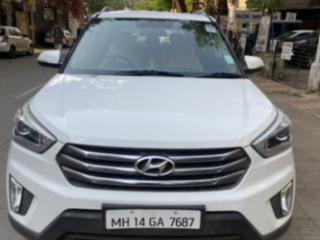 2017 ಹುಂಡೈ ಕ್ರೆಟಾ 1.6 ಎಸ್ಎಕ್ಸ್ ಸ್ವಯಂಚಾಲಿತ ಡೀಸಲ್