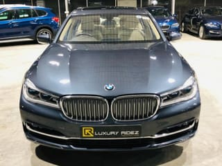 2017 BMW 7 Series 730Ld DPE Signature