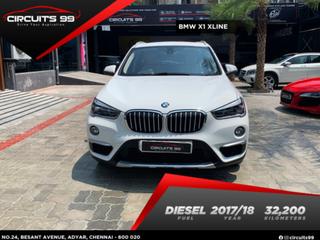 2017 BMW X1 sDrive 20d Sportline