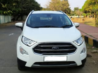 2018 Ford Ecosport 1.5 Petrol Titanium Plus AT