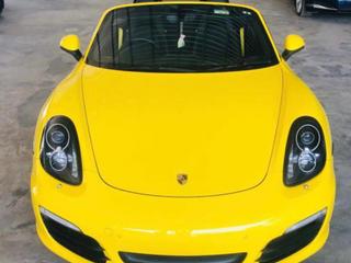 2015 Porsche Boxster S tiptronic