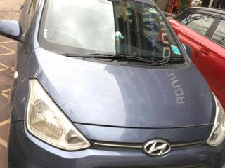 2015 Hyundai Grand i10 Magna