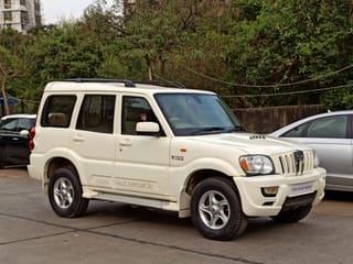 2010 Mahindra Scorpio VLX 2WD AT 7S