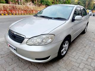 2007 Toyota Corolla H5 ANNIVERSARY