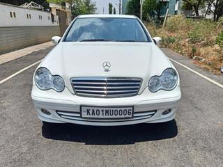 2005 Mercedes-Benz New C-Class 220 CDI AT