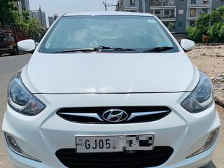 2011 హ్యుందాయ్ వెర్నా 1.6 ఈఎక్స్ VTVT