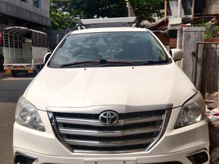 2013 ಟೊಯೋಟಾ ಇನೋವಾ 2.5 ಜಿಎಕ್ಸ (ಡೀಸಲ್) 7 Seater BS IV