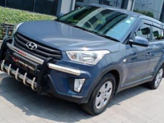 2017 Hyundai Creta 1.6 E