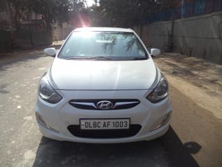 2014 ಹುಂಡೈ ವೆರ್ನಾ 1.6 ಎಸ್ಎಕ್ಸ್