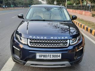 2019 Land Rover Range Rover Evoque 2.0 TD4 HSE