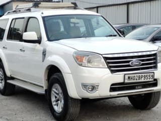 2010 Ford Endeavour 2.5L 4X2 MT