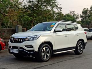 2019 மஹிந்திரா Alturas G4 4x4 AT
