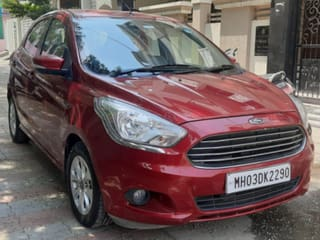 2017 Ford Figo Aspire 1.2 Ti-VCT Titanium Plus
