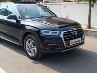 2019 Audi Q5 40 TDI Technology