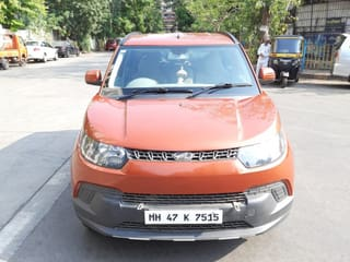 2016 महिंद्रा KUV 100 mFALCON D75 K6