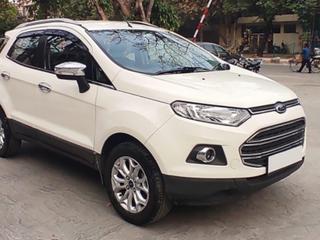 2017 Ford Ecosport 1.5 Petrol Titanium Plus