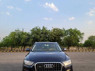 2014 Audi Q3 35 TDI Quattro Premium Plus