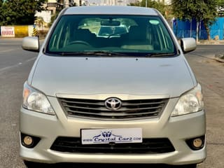 2013 Toyota Innova 2.5 GX (Diesel) 8 Seater