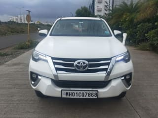2018 Toyota Fortuner 2.8 4WD AT BSIV