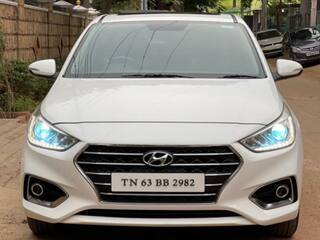 2018 Hyundai Verna VTVT 1.6 SX Option