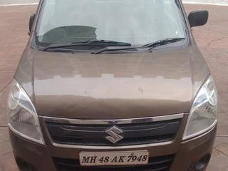 2017 Maruti Wagon R CNG LXI