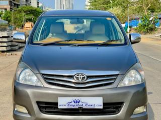 2010 Toyota Innova 2.5 V Diesel 7-seater