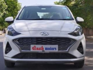 2020 Hyundai Aura S
