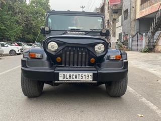 2018 மஹிந்திரா தார் CRDe