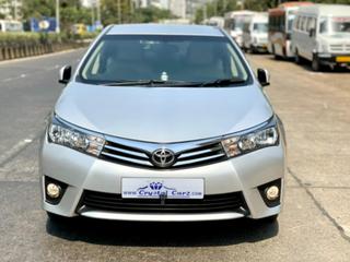 2015 Toyota Corolla Altis G AT