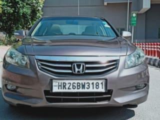 2012 Honda Accord 2.4 M/T