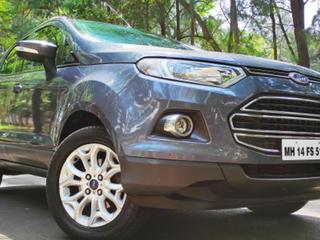 2016 Ford Ecosport 1.5 Diesel Titanium Plus