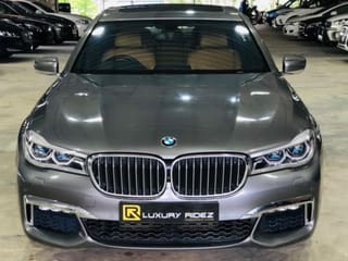 BMW 7 Series 730Ld M Sport Plus