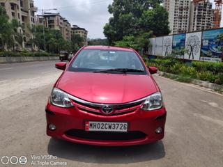 2013 Toyota Etios Liva VD SP