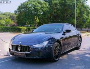 2015 Maserati Ghibli GranLusso Diesel