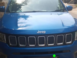 2017 Jeep Compass 2.0 Longitude BSIV